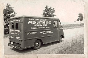Warren Lightning Rod Company