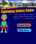 Leon's Lightning Safety Game
