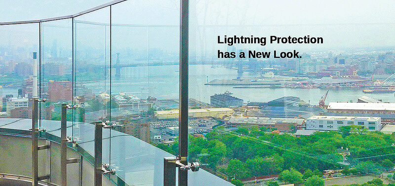 lightning protection has a new look