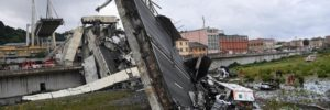 collapsed morandi bridge