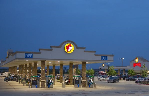 Bucees Gas Station